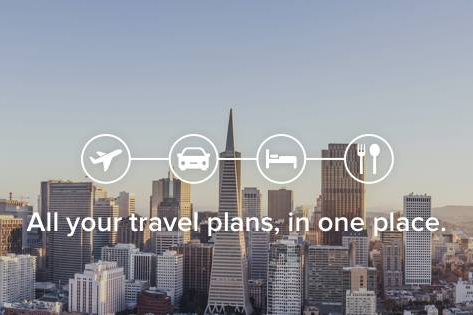tripit online travel itinerary and trip planner web news swenbew