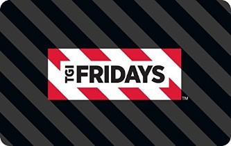 Amazon TGI Fridays Birthday Gift Cards E Mail Delivery